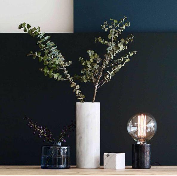 B R I S T O L Table Light. Designed by Venessa Eilert. Marble. Frandsen Lighting A/S.