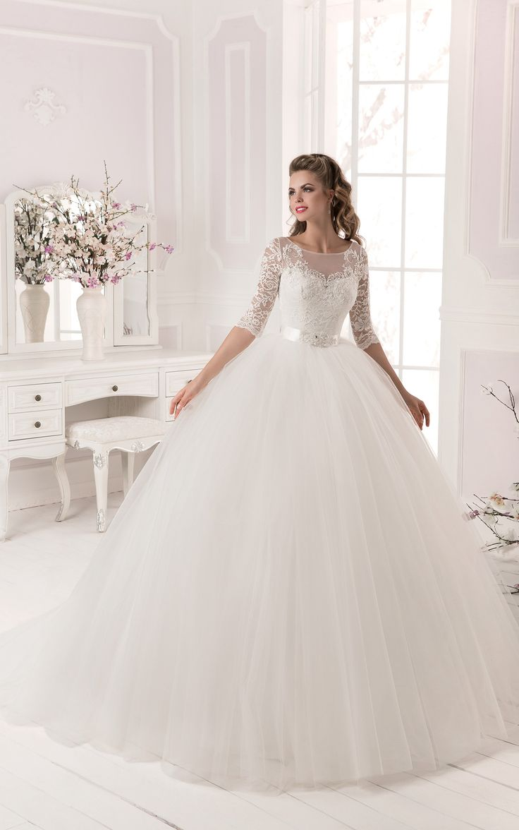 US$123.28 – Live your princess dream!long sleeve lace bodice wedding dress. www.doriswedding..... Gorgeous off the shoulder wedding dresses, long sleeve wedding dresses, ball gown wedding dresses are waiting to be discovered at www.doriswedding.com with affordable prices. #DorisWedding.com