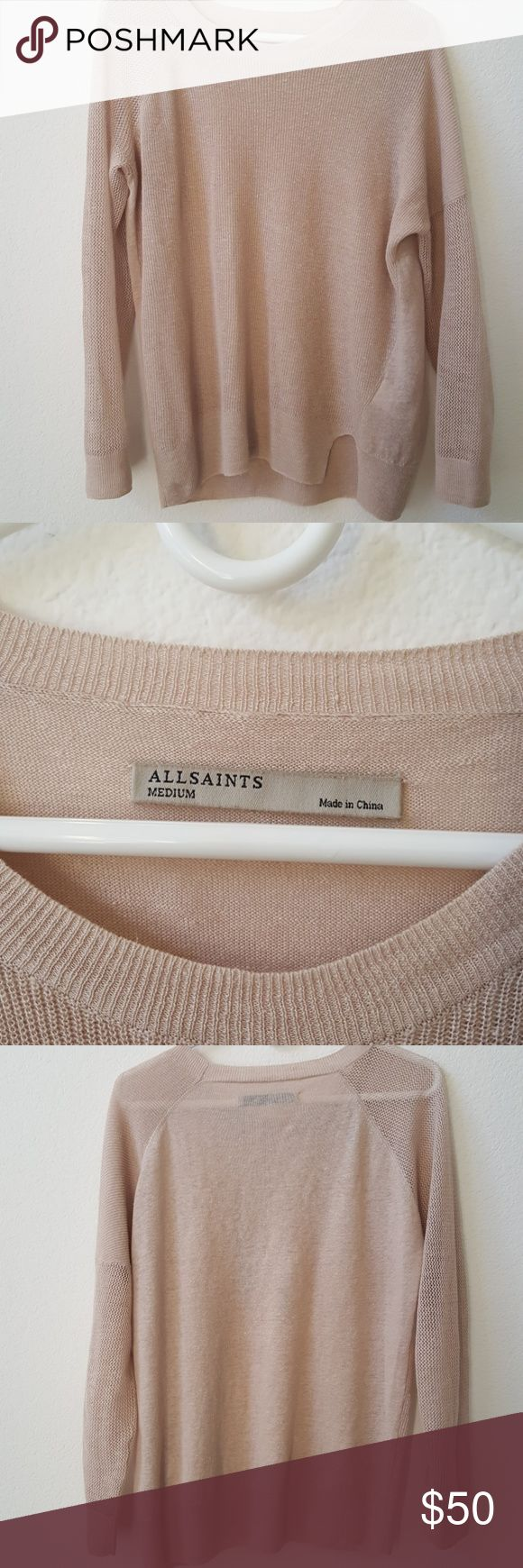 All Saints Spitalfields- Sweater All Saints sweater All Saints Sweaters Crew & Scoop Necks