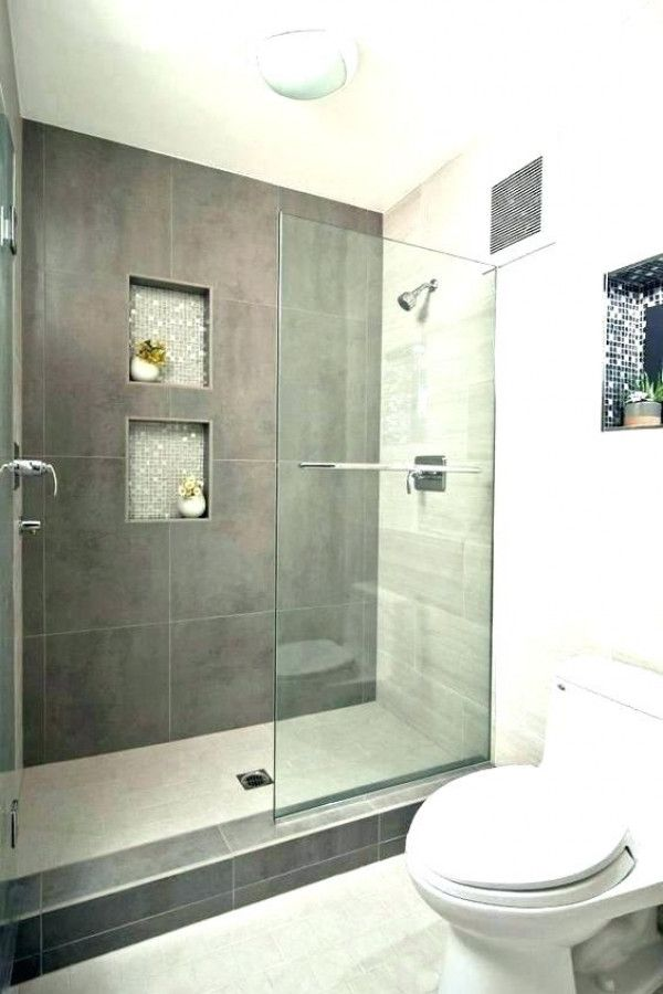 30 Modern Small Bathroom Designs With Shower In 2020 Bathroom Design Small Ensuite Bathroom Designs Bathroom Design