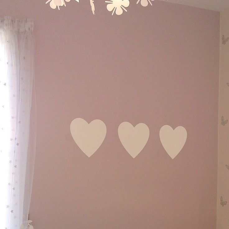 Hearts Wall Art StickersAvailable in a range of colours to complement any room in your house. Please see the colour chart image available as a thumbnail image for full colour options.Nutmeg's beautifully designed Hearts wall stickers and wall quotes are a stylish modern way to decorate a room or carry out a room makeover, without the mess. They're easy to apply and remove, just follow the simple instructions included with your purchase. Our wall stickers can be applied to any clean, smooth…