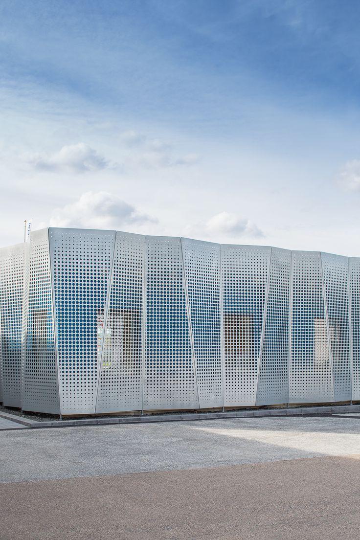 Tillbyggnad på Gastelyckan - Johan Sundberg Arkitektur i samarbete med Blasberg Andréasson Arkitekter. Fotograf: Markus Linderoth. 2014.
