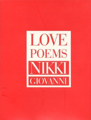 Never been into Poetry but this book changed that...As it is writing in for my beloved Tupac Shakur..This book would make a great gift to someone you love ;) (2/14)     Love Poems by Nikki Giovanni, http://www.amazon.com/dp/B001NRNISK/ref=cm_sw_r_pi_dp_v-Ndrb11K159H