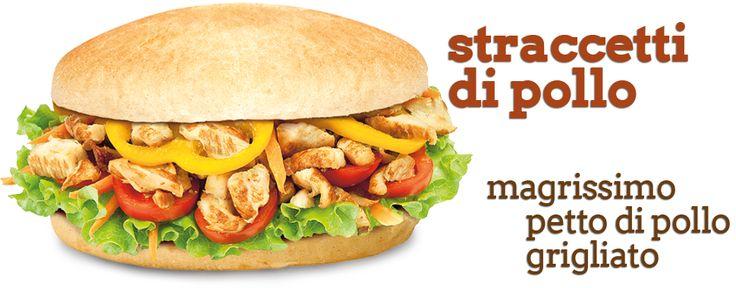 Per una cena leggera, consigliamo i nostri straccetti di pollo.