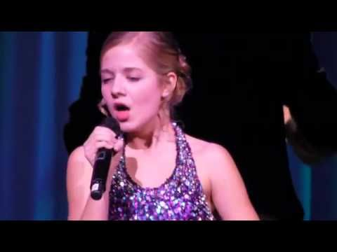 Jackie Evancho  - Reflection - Atlantic City, NJ - 02-16-13     I love listening to Jackie sing, just as much as I love listening to Rachel sing.