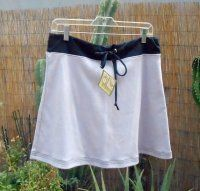 100% GOTS Certified Organic Cotton Skirt! And it's a real cutie, too! Only $34.95. Yup.