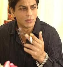 Αποτέλεσμα εικόνας για shahrukh khan smoking