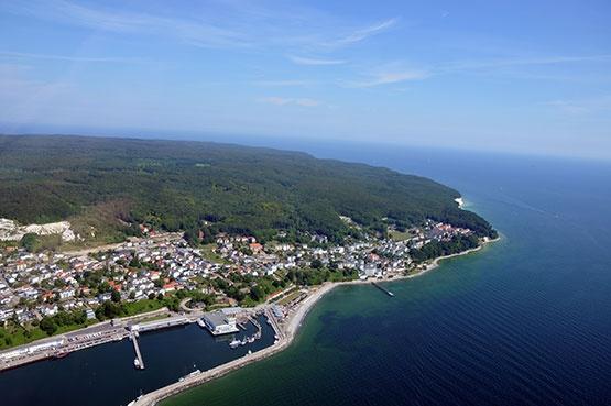 Insel Rügen, Ostsee.