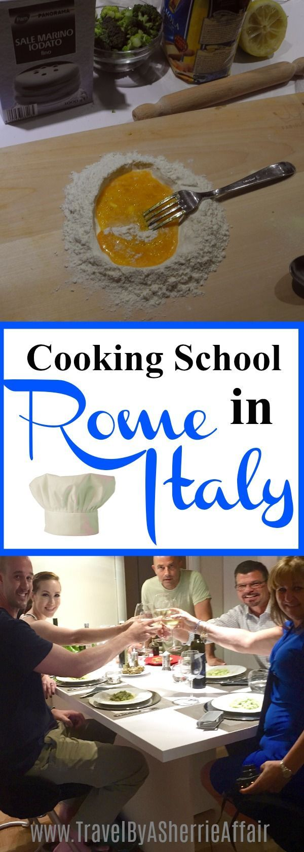 how about on your trip to Rome Italy you fit in a day of cooking school?  You will not regret it! Fun, educational, delicious and you get to meet new friends.  Learn how to cook authentic Italian food from on e of the best chefs:  Chef Fabio Bongianni.   #cookingschool #cookinginRome #Rome #Italy #ChefFabioBongianni #Chef #food #delicious #Italianfood #Italian #travel #travelexperience #pasta