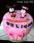Kue Ulang Tahun Anak Bandung dan Cimahi