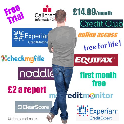 There are now 11 different ways to check your credit rating in Britain - which one is right for you? http://debtcamel.co.uk/best-way-to-check-credit-score/