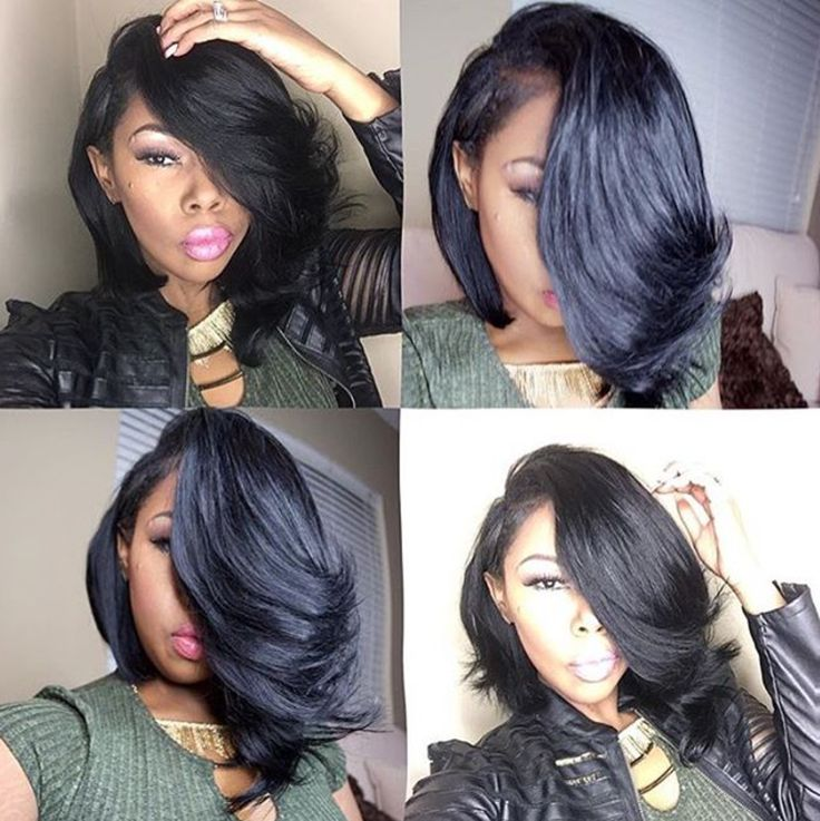 Hairstyles Black Hair best 25 black hairstyles ideas on pinterest hairstyles black hair braids with weave and 2 goddess braids Find This Pin And More On Short Haircuts By Blackhairinfo