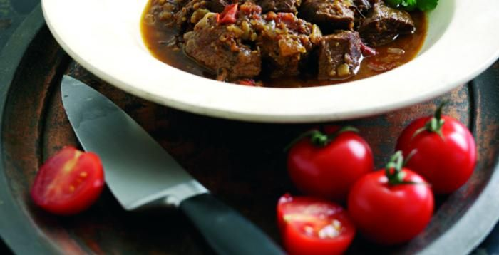 Mutton Coriander Gosht (Recipe Courtesy of Cyrus Todiwala) | Recipe | Simply Beef and Lamb
