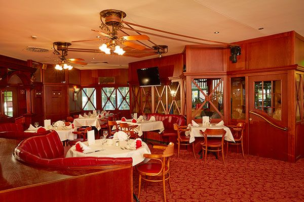 Restaurant   H+ Hotel Stade