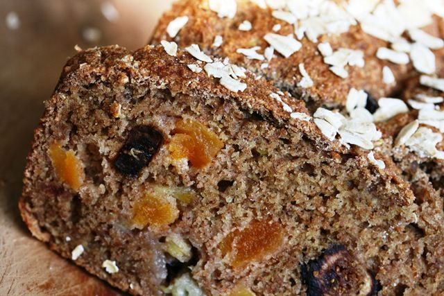I have a delicious new bread recipe to share with you guys this morning! Introducing: Vegan Figgy Apricot Spelt Bread: Yummmm! A couple months ago, the co-op grocery store near me was selling this really good bread with chopped up figs and apricots in it, and ever since I've been meaning to re-create it atContinue Reading …