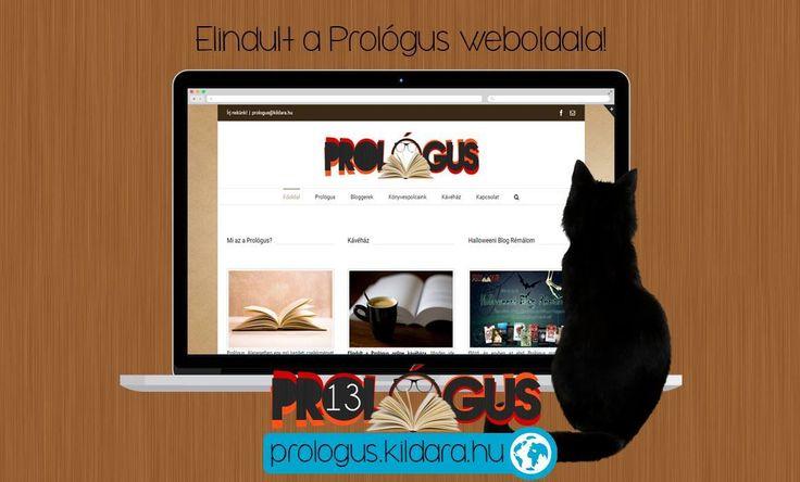 Elindult a Prológus weboldala: prologus.kildara.hu Az oldalon értékeléseket olvashattok, illetve folyamatosan frissülő tartalmat, rengeteg véleménnyel, új könyvek bemutatásával, képekkel, érdekességekkel és midennel ami az olvasással kapcsolatos. Ismerkedj meg a Prológus bloggereivel, nézzd meg a könyvespolcunkat, és oszd meg barátaiddal az új könyves oldalt!