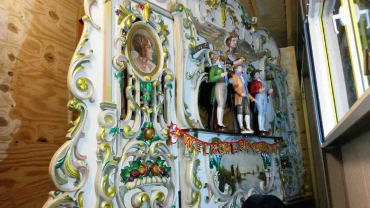Draaiorgel de Scala speelt: Sinterklaas liedjes