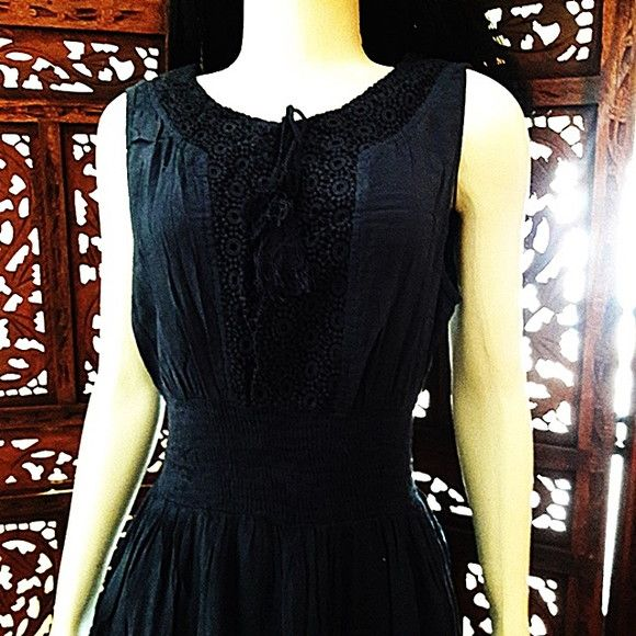 02788672e754 vestido longo algodão laise renda grupir festa exg no Elo7 | Belíssima Moda  Criativa Bordados e
