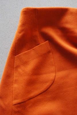 petit main sauvage: Tangerine Tango?