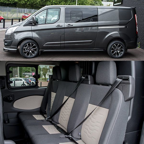 Swiss Vans Large Uk Ford: Best 20+ Ford Transit Custom Ideas On Pinterest