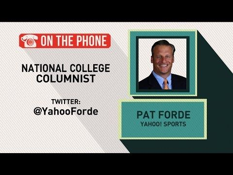Gottlieb: Pat Forde talks rivalry week matchups