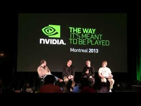John Carmack, Tim Sweeney and Johan Andersson Panel - NVIDIA Tech Day 2 - YouTube