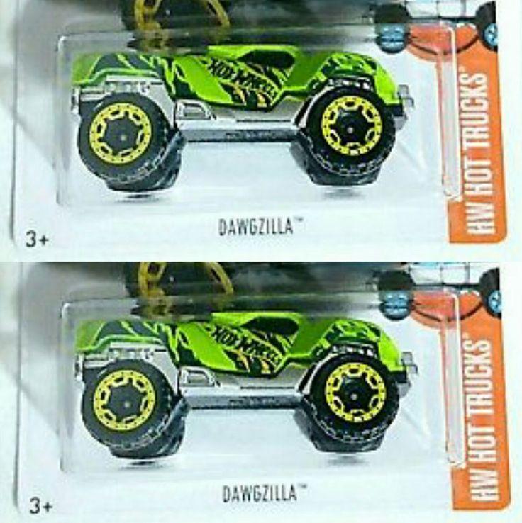 2016 Hot Wheels Dogzilla #149 HW Hot Trucks 9/10 Green Monster Truck, 2 cars in one sale. #hotwheels #ebayseller #ebaystore #forsale #monstertruck   https://www.ebay.com/itm/2016-Hot-Wheels-Dogzilla-149-Green-Monster-Truck-2-Car-Lot-For-Sale-Diecast/183082522922?hash=item2aa091992a:g:luMAAOSwFMdajO7z