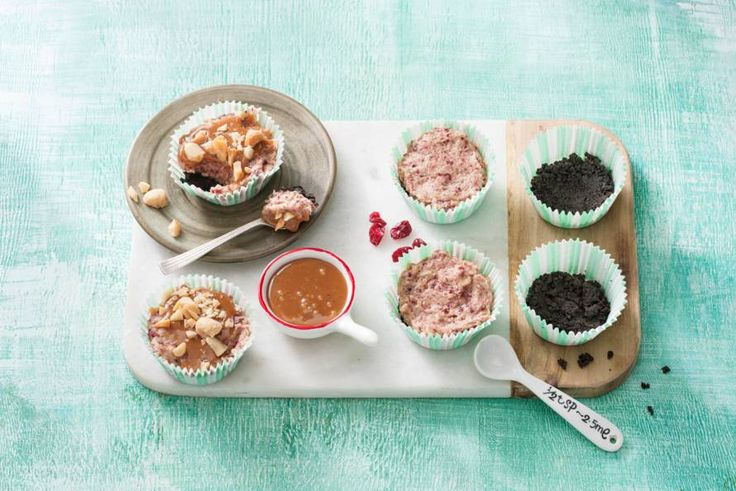 Cookie dough, Oreo én gezouten karamel in één cupcake: beter kan toch niet?- Recept - Allerhande