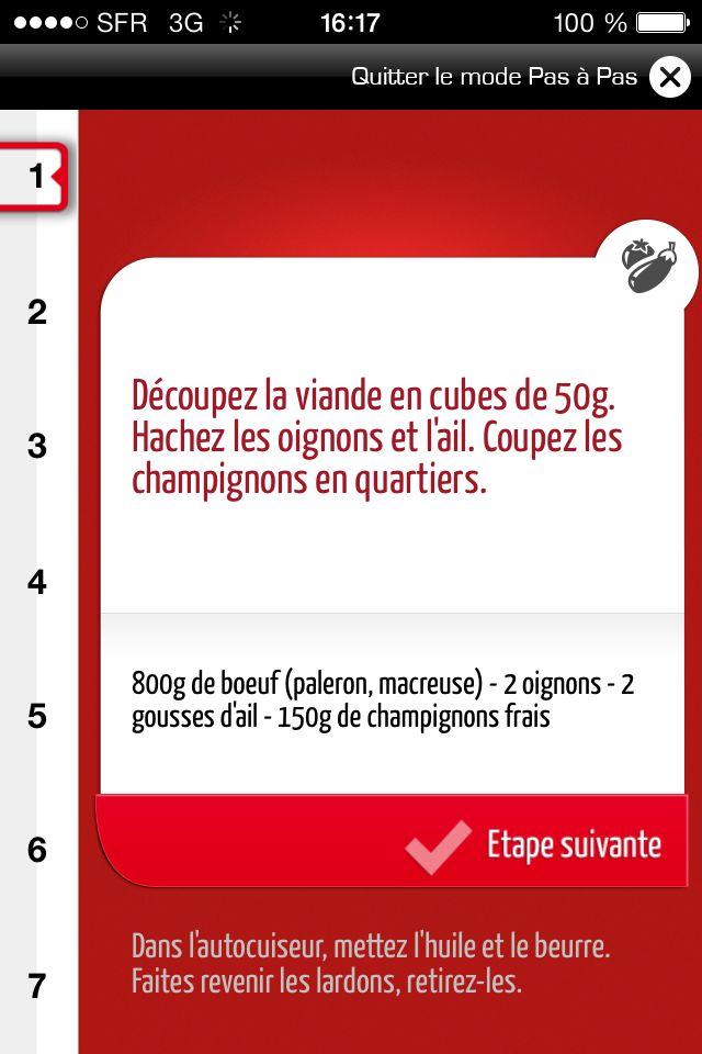 32 best recette seb clipso images on Pinterest | Pressure cooker ...