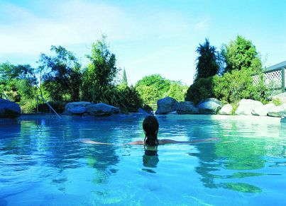 # 1 - Hanmer Springs Thermal Pools & Spa - 101 Must-Do's for Kiwis. View the full list at www.aatravel.co.nz/101