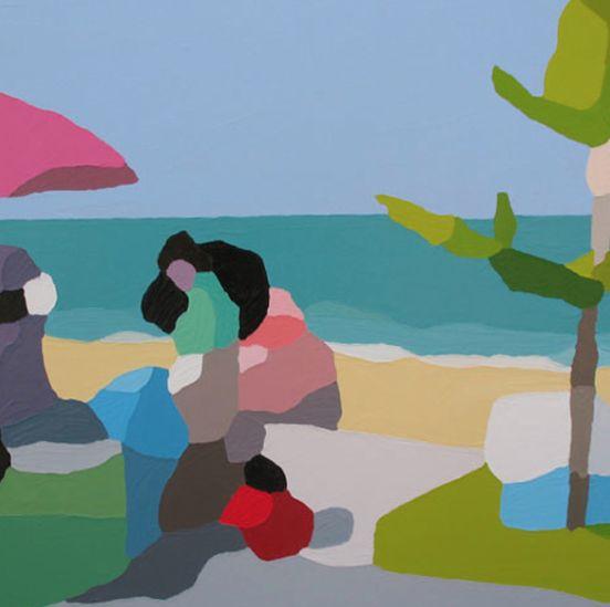 Artist Michael Muir