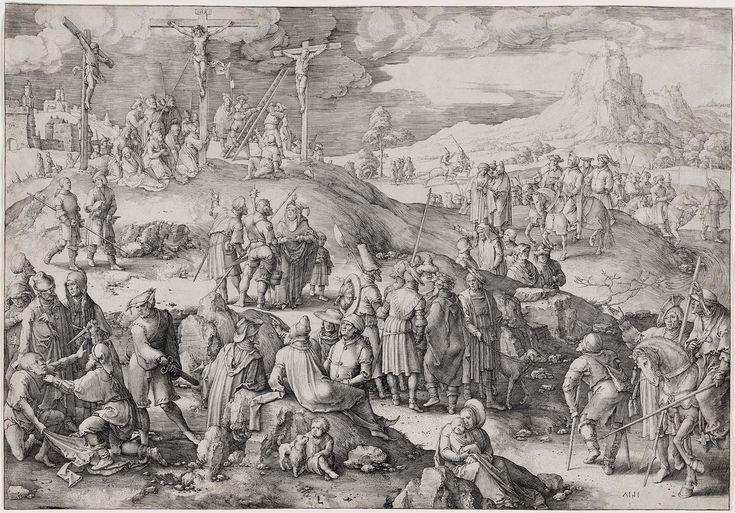 Golgotha, The Crucifixion (1517)