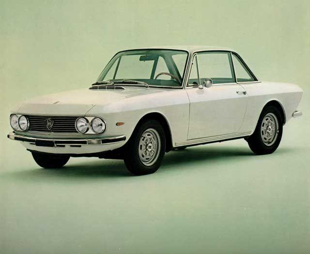 Lancia Fulvia Coupe