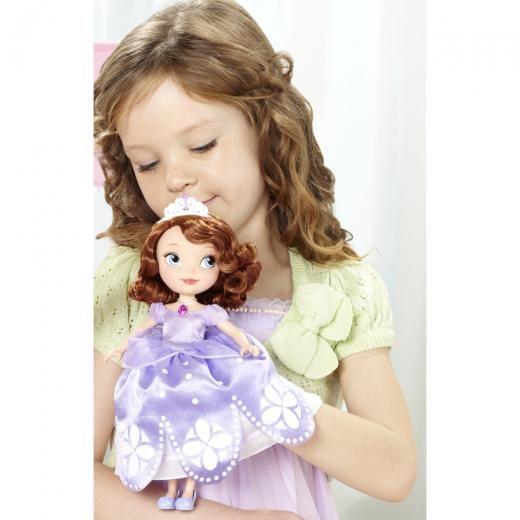 Κερδίστε 3 DVD και 5 αναμνηστικές κούκλες της ταινίας κινουμένων σχεδίων «Σοφία η Πριγκίπισσα, Το πλωτό παλάτι»