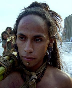 Rudy Youngblood in Apocalypto |