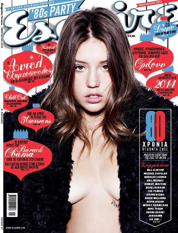 Esquire Magazine [Greece] (January 2014)