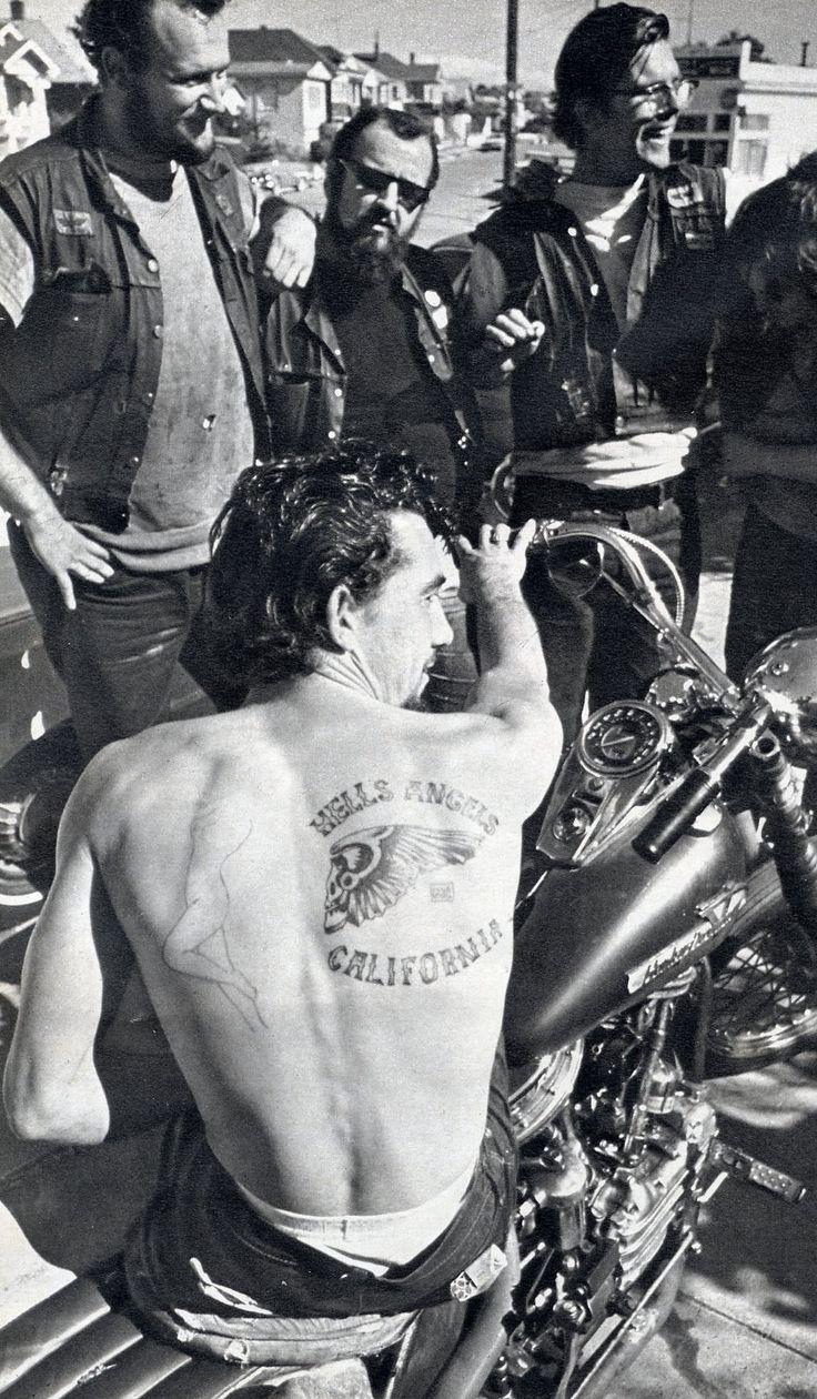Hells angels biker porn