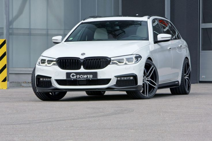 G-Power Launches 21 Forged Wheels for BMW 5 Series Range