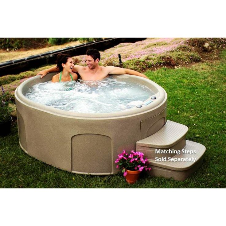 Shop Wayfair for Hot Tubs to match every style and budget