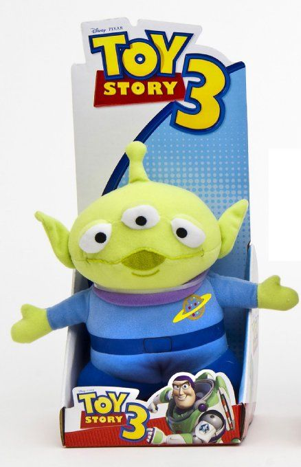 Toy Story 3 900572 Alieno da 25 cm [Importato da Germania]