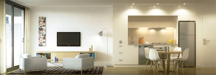 The Trillium's 221 apartments located on La Trobe Street, Melbourne will feature ASKO OT8601 oven, HG1664S gas cooktop, CO4620 rangehood and D5424SS dishwasher.
