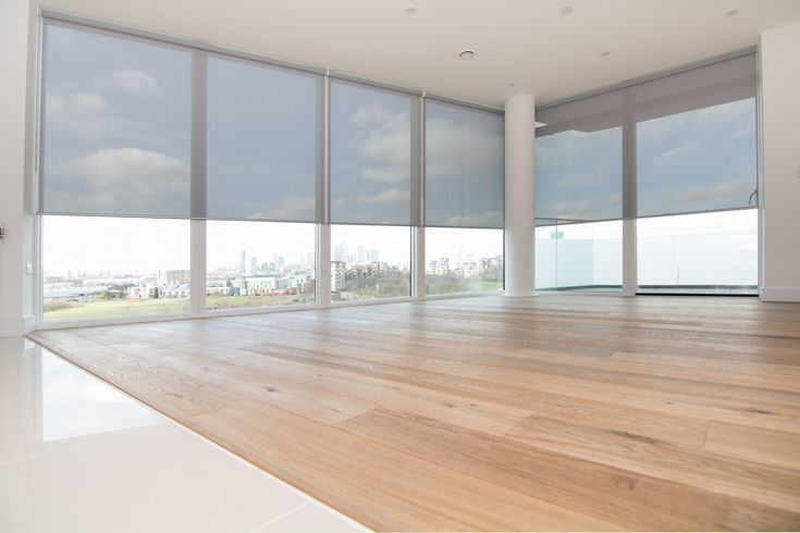 80 best living room blinds inspiration images on pinterest for Best blinds for floor to ceiling windows