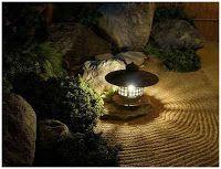 lampu taman tembaga