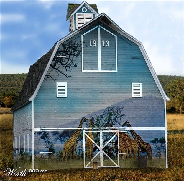 286 Best Images About Painted Barns & Other Out Buildings