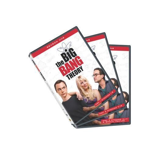 Big Bang Theory: S1 (Dvd) from Warner Bros.: University physicists Leonard and Sheldon know whether to use an… #Movies #Films #DVD Video