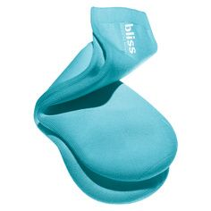 Bliss softening socks are perfect for at-home pedicures as they soften and smooth feet with self-activating gel lining.