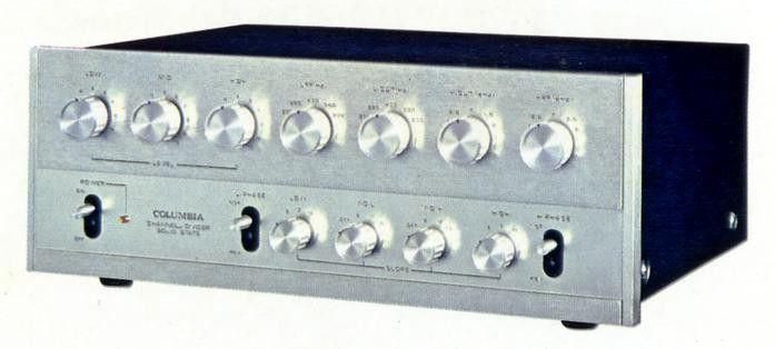 COLUMBIA CHD-300 (1971)