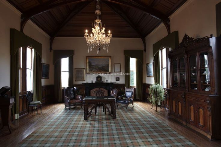Larnach Castle - Inside the castle  #newzealand #dunedin #southisland #larnach #castle #discover #thingstodo #fun #travel #traveltherenext