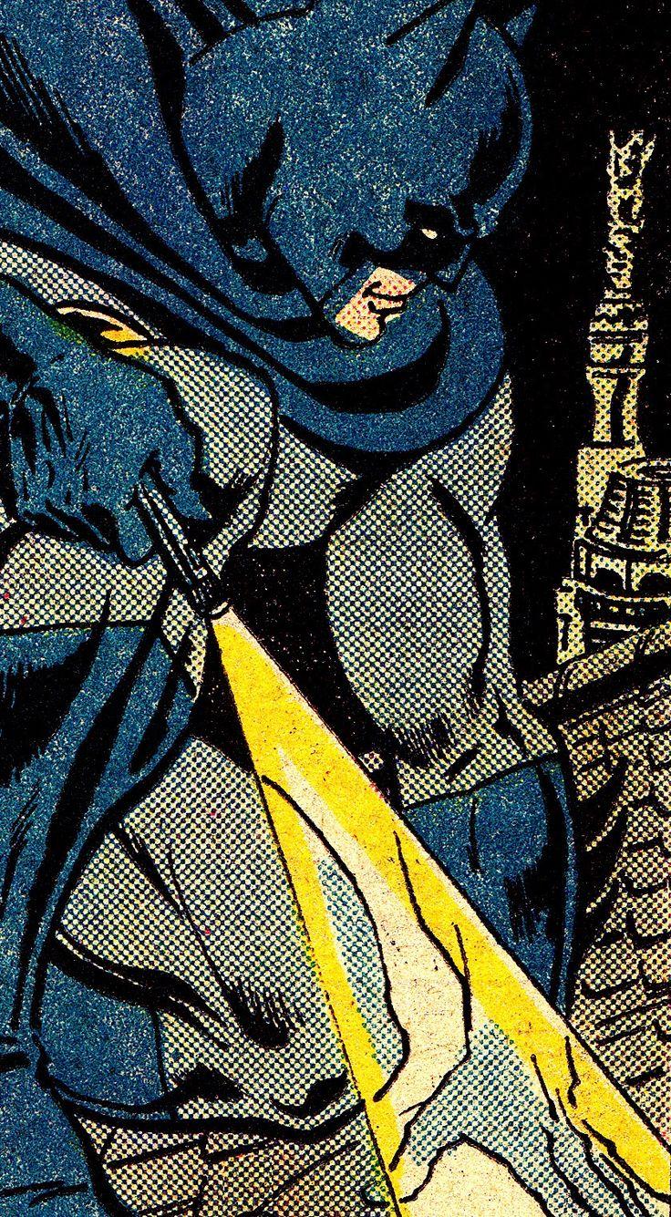 COMIC BOOK CLOSE UP Detective Comics #527 (June 1983)