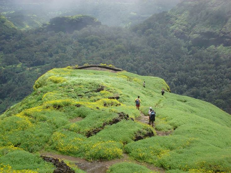 Superb Place for Trekkers - Ratnagad: Mates India, India Tours, Incredible India, Incr India, Superb Places